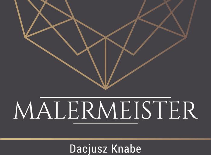 Logo Malermeister Dacjusz Knabe